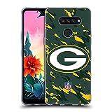 Head Case Designs sous Licence Officielle NFL Camou Green Bay Packers Logo Coque en Gel Doux...