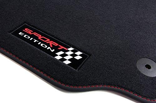 tuning-art 4108 Edition Design Tapis de Sol pour Audi A3 8P 2003-2012