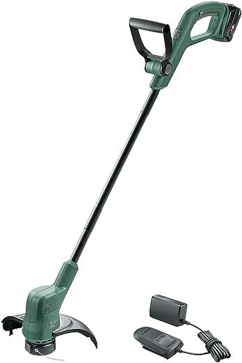 Coupe-herbe sans fil Bosch EasyGrassCut 18-230 (batterie 2,0 Ah, système 18 volts, dans une boîte)