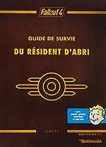 Guide Fallout 4 - Guide de survie du resident d abri - édition simple - français