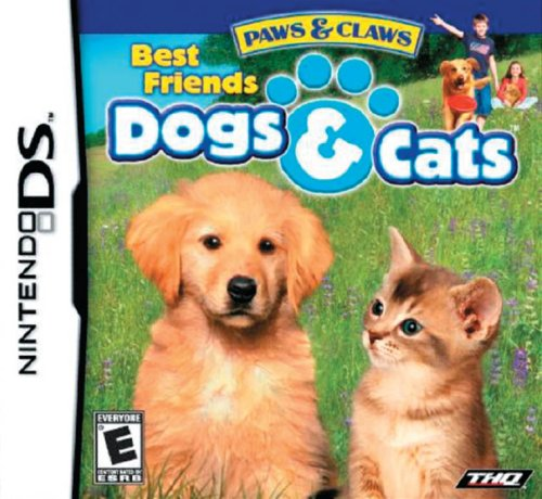 Paws and Claws Dogs & Cats Best Friends