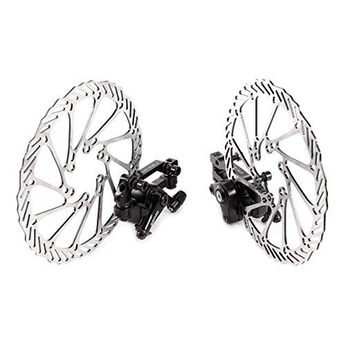 OULII Kit de freno de Rotor de mecánica bicicleta freno de disco