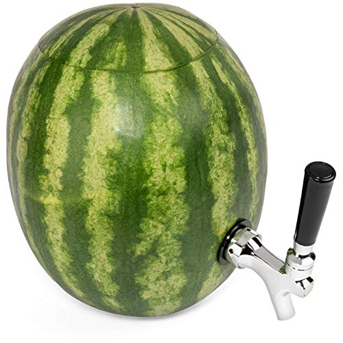 Watermelon Tap Kit - High Durability Stainless Steel Watermelon and Pumpkin Tapping Kit