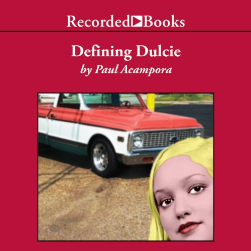 Defining Dulcie audiobook cover art