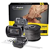 Dogtra E-Fence 3500 40-Acre HPP Vibration Advanced Filtering System Underground Electric Fence