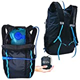 Onda 20L Packable Hiking Backpack | Ultralight Foldable Camping Day Pack