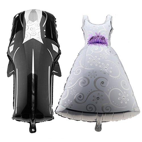 Create Idea - Globos de boda para novias, cumpleaños, fiestas, celebración, inflables, helio y fiestas