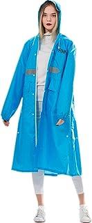 Ponchos for women Windbreaker Raincoat Polyester Umbrella Cloth Long Rain Poncho Electric Car Hiking Backpack Cycling Rainwear