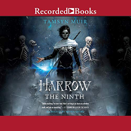 Harrow the Ninth: Locked Tomb Trilogy, Book 2