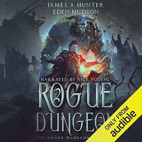 Rogue Dungeon: A litRPG Adventure  By  cover art