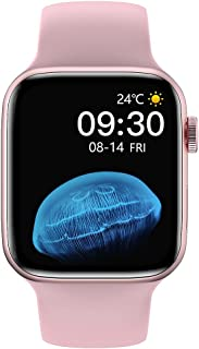 Smart Watch, 1.75 Inch HD Touch Screen, Fitness Trackers with Heart Rate Monitor Bluetooth Call, Waterproof Smartwatch for...