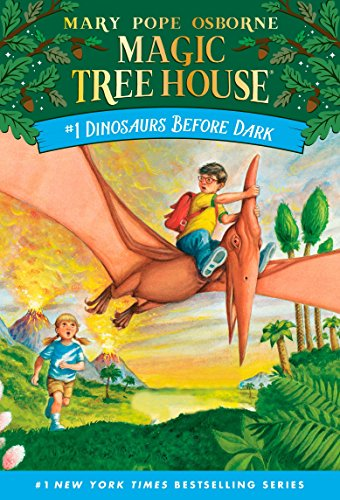 Compare Textbook Prices for Dinosaurs Before Dark Magic Tree House, No. 1 6/28/92 Edition ISBN 9780679824114 by Mary Pope Osborne,Sal Murdocca