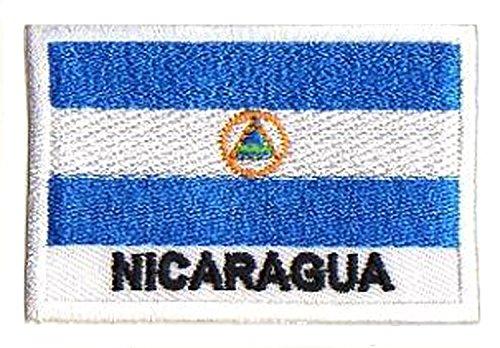 Patch Flagge Nicaragua