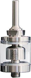 電子タバコCthulhu Hastur MTL RTAミニタンク2mlシングルコイルRTAアトマイザー2本のポストビルドデッキMTL Vaper用の簡単なビルディング (silver)