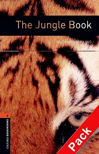 Jungle book. Oxford bookworms library. Livello 2. Con CD Audio