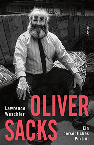 Buchseite und Rezensionen zu 'Oliver Sacks: Ein persönliches Porträt' von Lawrence Weschler