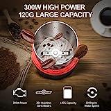 Zoom IMG-1 vckhrry macinacaff 300w elettrico 120g
