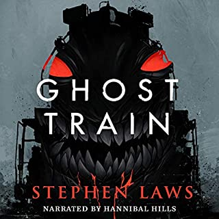 Ghost Train cover art