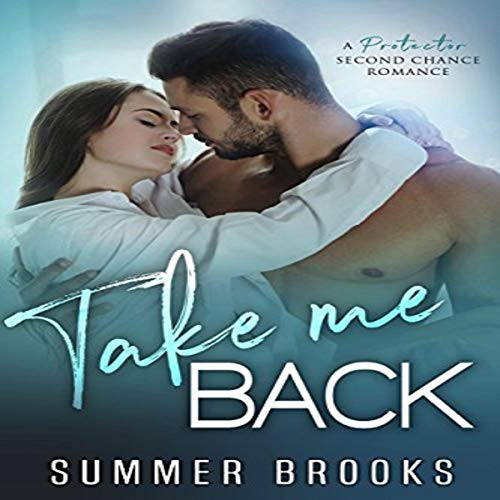 Take Me Back audiobook cover art