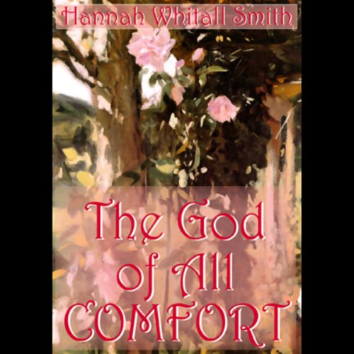 The God of All Comfort audiobook cover art