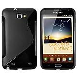 mumbi Hülle kompatibel mit Samsung Galaxy Note Handy Case