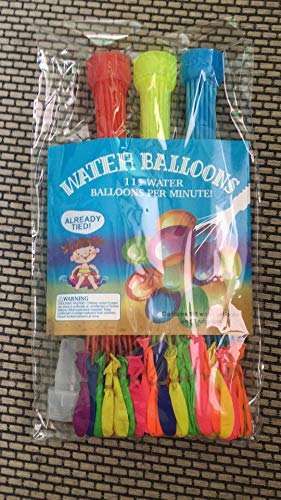 Globos de agua para niños y niñas, globos de recambio. Bombas de...