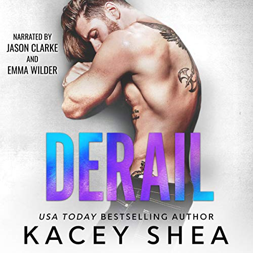 Derail cover art