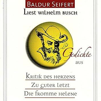 Baldur Seifert Liest Wilhelm Busch