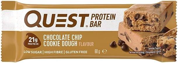 Quest Nutrition Quest Bars Chocolate Chip Cookie Dough - 12 Barras