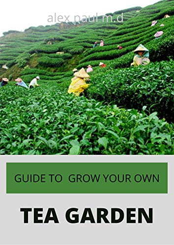 GUIDE TO GROW YOUR OWN TEA GARDEN: Comprehensive Growing and Harvesting Flavorful Teas in Your Backyard Create Your Own Blends to Manage Stress, Boost Immunity, Soothe Headaches & M (English Edition)