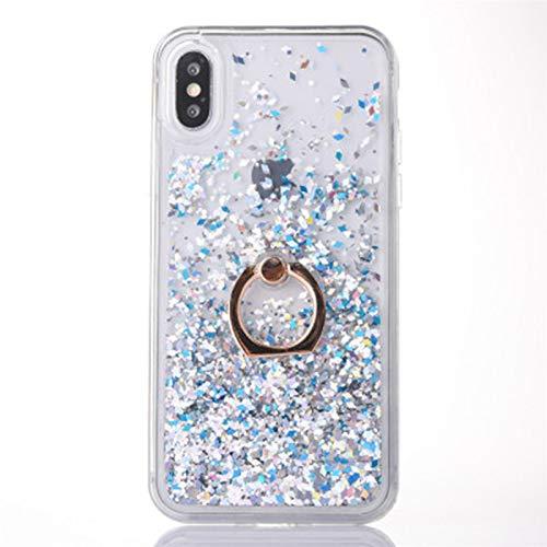 WEIXINMWP Adecuado para iPhone12PROMAX Case del TELÉFONO MÓVIL MPINO 12 Diamante Amor DE DIAMIENTO Glitter Soporte Stand Stand SHELLSAND,4,iPhone 12 Mini