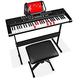 Best Choice Products 61-Key Electronic Keyboard - Best Beginner Keyboards