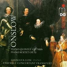 Onslow: Piano Quintet & Sextet Op.30