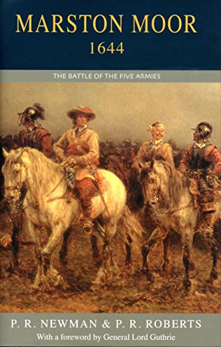 Marston Moor: The Battle of the Five Armies (English Edition)