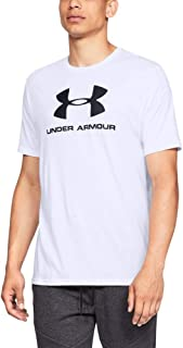 Under Armour Men's SPORTSTYLE LOGO SS TEES AND T-SHIRTS