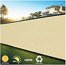 SLZFLSSHPK Decoratieve omheiningen Geperforeerde zonwering Schaduw Privacyscherm 90% zichtbaarheid Blokkerende UV-bescherm...