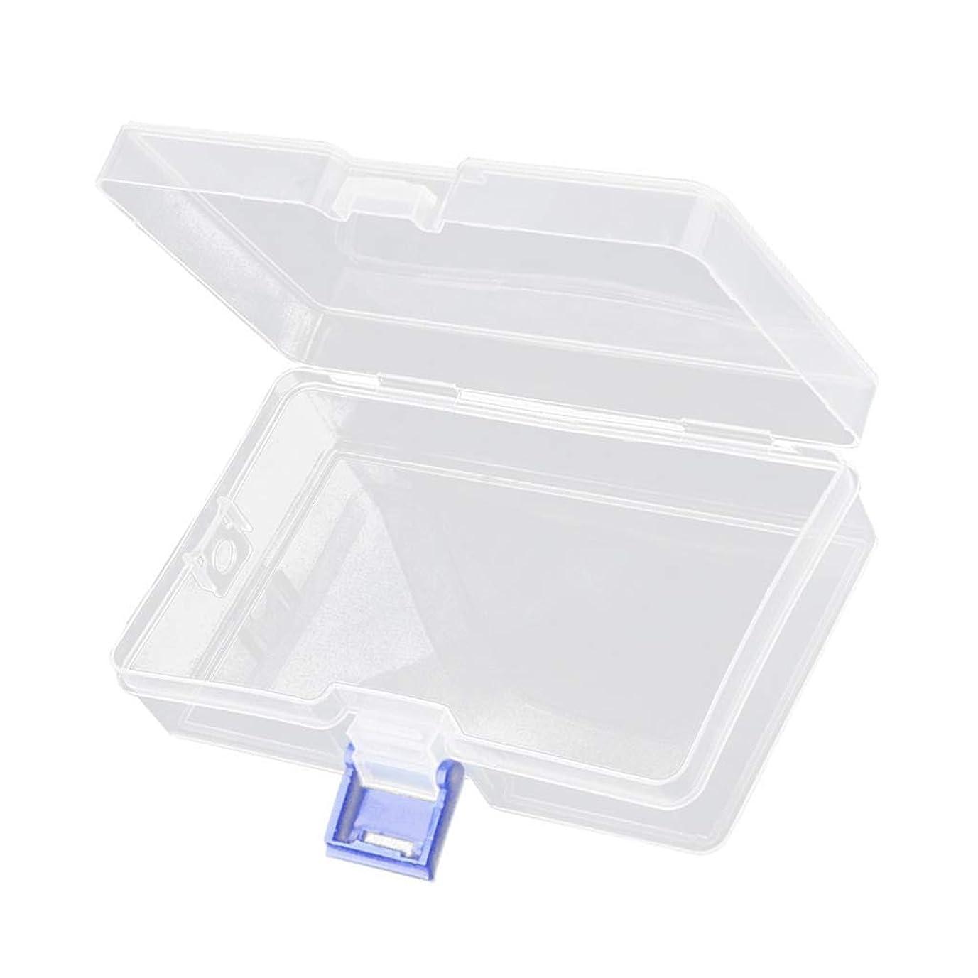 六月確認するテメリティT TOOYFUL ネイルアート用品ボックス収納容器ジュエリービーズ化粧品ケースオーガナイザー、14.5 X 8.5 X 3.5 Cm