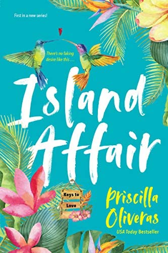 Island Affair A Fun Summer Love Story Keys to Love product image