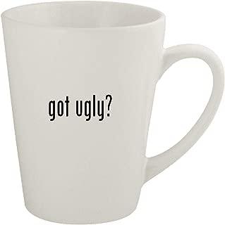got ugly? - Ceramic 12oz Latte Coffee Mug