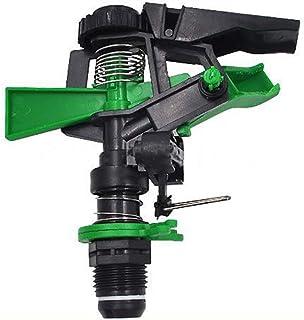 ODIN-Watering Kits - 1 Pcs Newest 1/2'' 360 Degree Adjustable Sprinkler Irrigation Watering Garden Spray Nozzle Greenhouse...