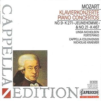 Mozart: Piano Concertos Nos. 9 & 21