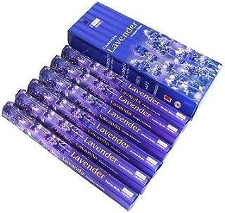 Lavender 120 Sticks Box - Darshan Incense