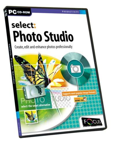 Focus Select: Photo Studio