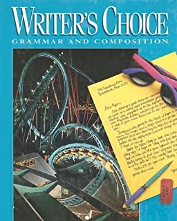 Writer's Choice (Writer's Choice Grammar and Composition)