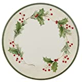Lenox Holiday Gatherings Berry Dinner Plate