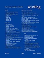 WinDbg: A Reference Poster and Learning Cards
