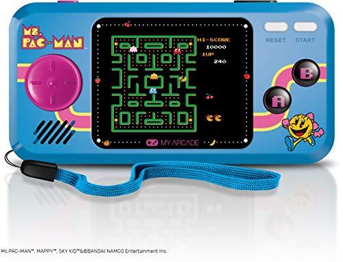 My Arcade DGUNL-3242 Ms. Pac-Man Pocket Player Portable Handheld Game System