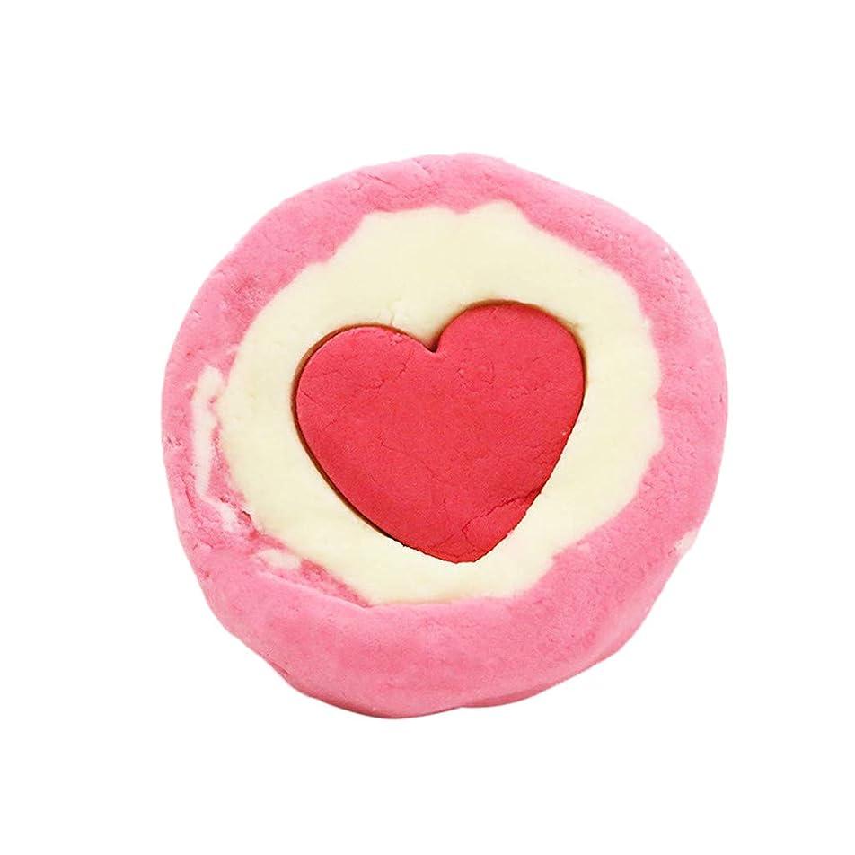 確立お気に入り祖父母を訪問CUHAWUDBA ハート型 入浴ボール ドライ?フラワー バブル ソルトバスボール ホームスパギフトボックス付き、異なる香り、すべての肌が使用可能