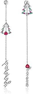 Best hoop earrings with detachable drops Reviews