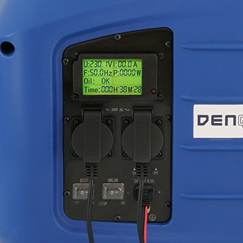 Denqbar Digitaler Inverter Generator - 5